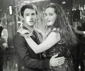 13 reasons why, hannahbaker, and 13rw image