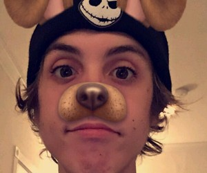 dog, matt, and matthew espinosa image