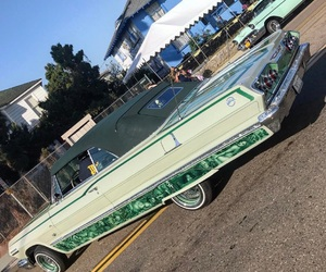 cars, chicano, and lowrider image