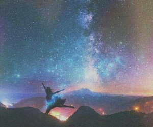 free, indie pale, and galaxy image