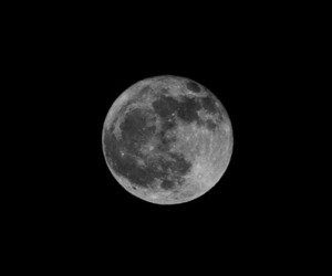 moon, perfect, and night image