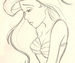 drawing, ariel, and art image