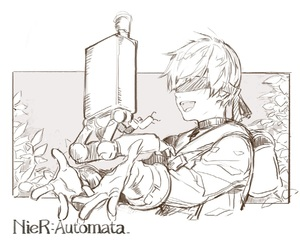 9s and nier automata image