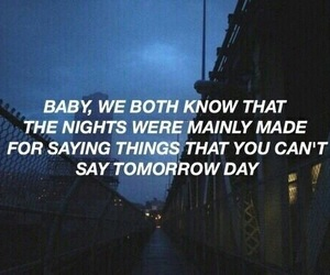 quotes, night, and grunge image