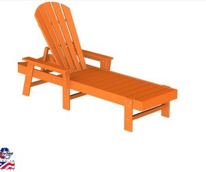 chaise lounges image