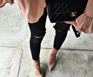 fashion and rose gold image