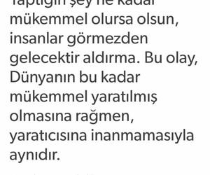 tumblr, sözler, and türkçe sözler image