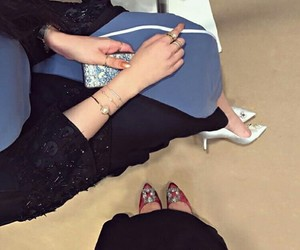 arabian, beauty, and fashion image