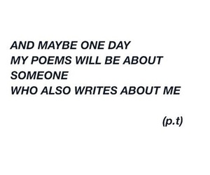 poem, quotes, and sad image
