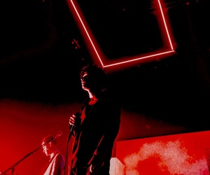 red, the 1975, and matt healy image