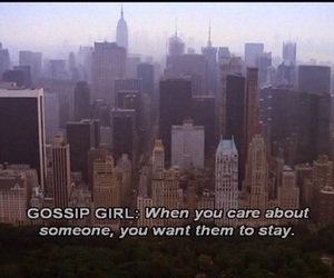 gossip girl, gg, and quote image