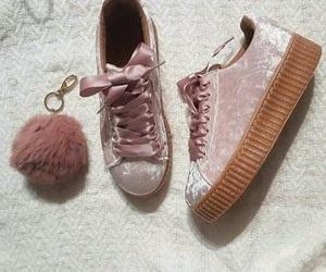 creeper, pink, and rihanna image
