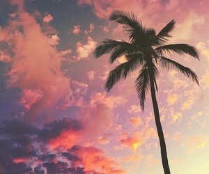 aesthetic, colorful, and nature image