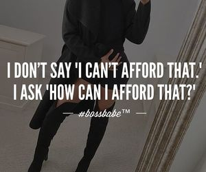 quotes, fashion, and money image