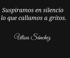 quotes, frases en español, and love image