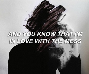 Lyrics, quotes, and words image