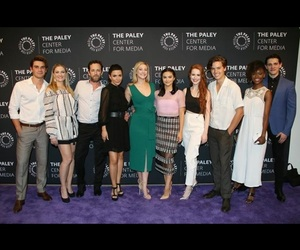 cast, luke perry, and cole sprouse image