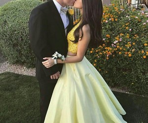 beauty, Prom, and love image
