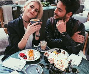 brunch and couple goals image