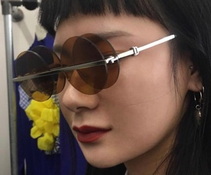 aesthetic, girls, and asian image