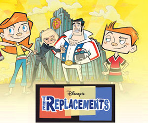 disney and the replacements disney image
