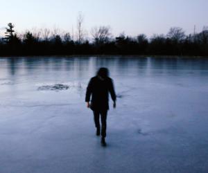 ice, boy, and grunge image