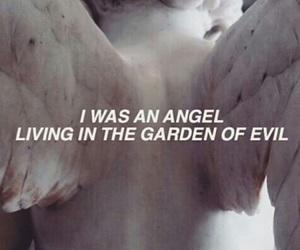 album, evil, and lyric image