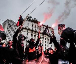 brasil, fora temer, and greve geral image