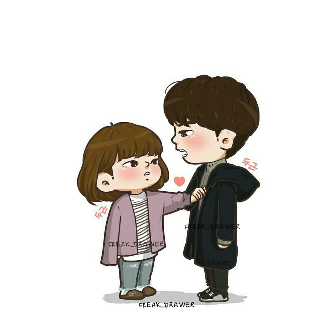 168 Images About KDrama Cartoon On We Heart It