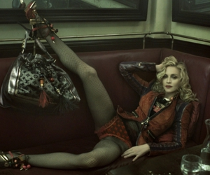 Louis Vuitton and madonna image