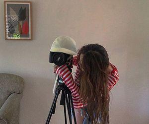 asian, camera, and faceless image