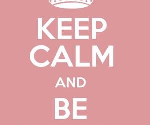 happy, love, and keep calm image