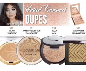 dupe, beauty, and makeup image