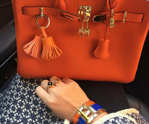 hermes, bracelet, and fashion image
