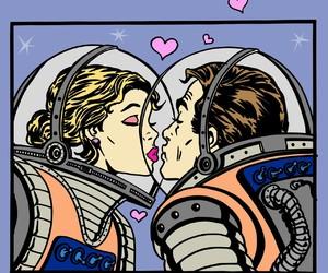 kiss, nasa, and coloring book for me image