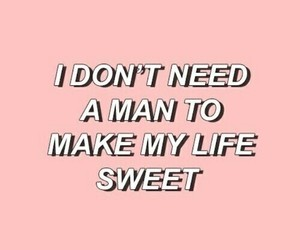 pink, quotes, and sweet image