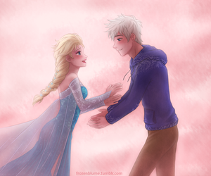 fan art, elsa, and cute image