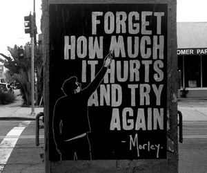 quotes, hurt, and forget image