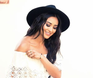 shay mitchell, hat, and beautiful image