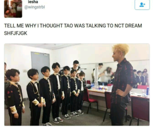 funny, kpop, and nctu image