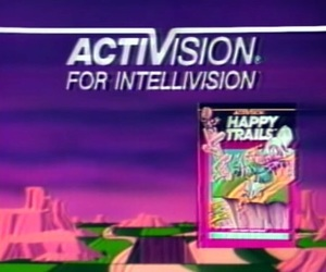 theme, header, and vhs image