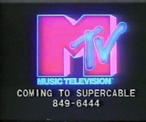 mtv, grunge, and music image