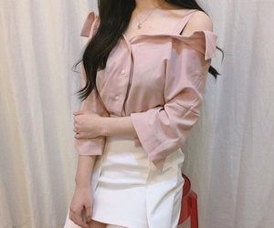 asian fashion, fashion, and korean image
