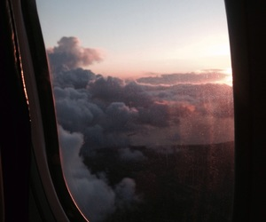 cloud, sun, and view image