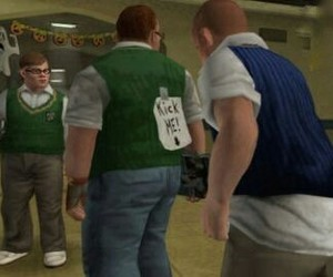 bully, funny, and video games image