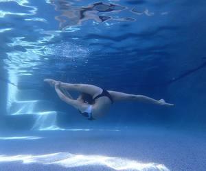 ballet, dance, and underwater image