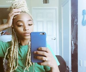 beauty, dreads, and 099709 image