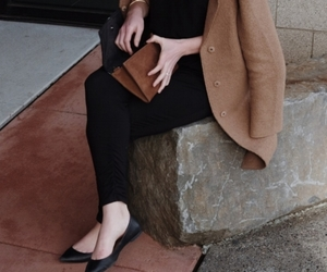 chic, business fashion, and elegance image