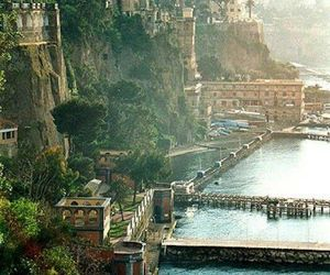 italy, sorrento, and travel image
