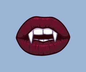 vampire, wallpaper, and Halloween image